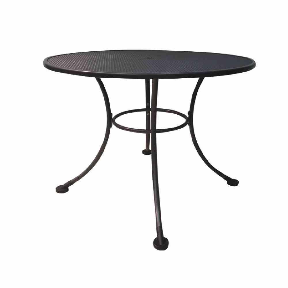 siena garden 680196 streckmetalltisch eisengrau 105 x h 72 cm g nstig online kaufen. Black Bedroom Furniture Sets. Home Design Ideas