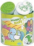 Aladine - 3804 - Loisir Créatif - Stampo Baby - Jardin