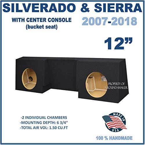 Fits Chevy Silverado & Gmc Sierra Regular-Cab 2007-2017 12