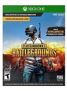 Playerunknown's Battlegrounds - Xbox One - Standard Edition - código descargable