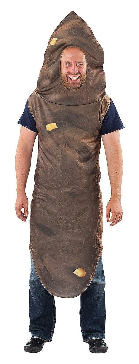 Orion Costumes Costume Mr Poo - adulto