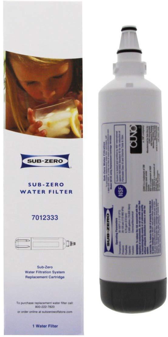 Sub Zero Water Filter 7012333 UC-15 Ice Maker Water Filter - Sub Zero 7012333 - (1-pack)
