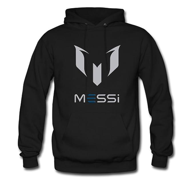 Youth Boy jugador de fútbol Messi Logo Gildan con capucha sudadera chaqueta  sudadera con capucha negro  Amazon.es  Ropa y accesorios 0364ae389f5db