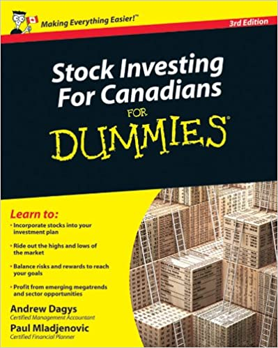 Stock Investing For Canadians For Dummies: Andrew Dagys