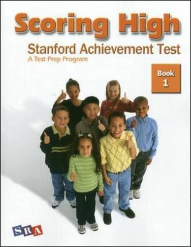 Scoring High: Stanford Achievement Test, Book - Test Standardized Achievement