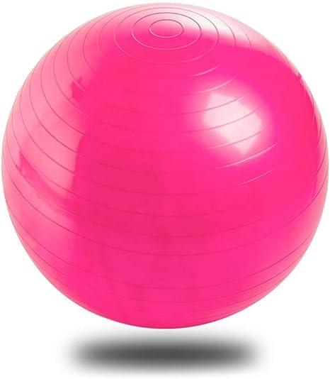 Ssery Balón de Yoga, 65 cm, Fisioterapia, Pilates de Yoga Durante ...