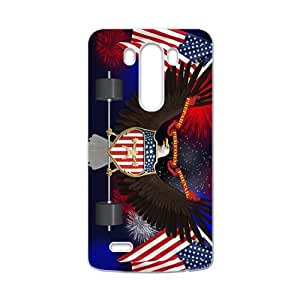 HDSAO US flag and eagle sign Cell Phone Case for LG G3