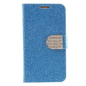 HJZ Shimmering Skin Pattern High Quality PU Leather Protective Full Body Case for Samsung Galaxy S5 I9600 , Silver