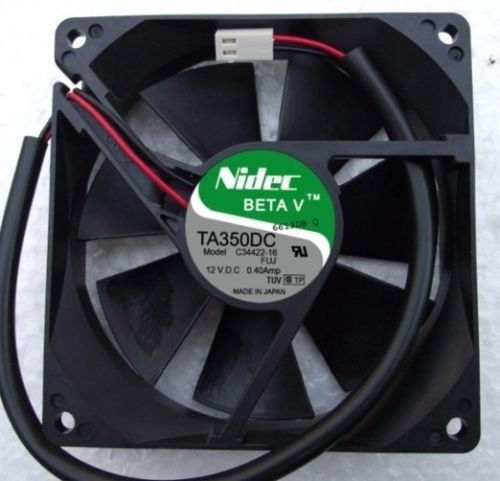 TA350DC C34422-16 12V 0.4A 9025 9CM inverter fan 6 month warranty send by dhl