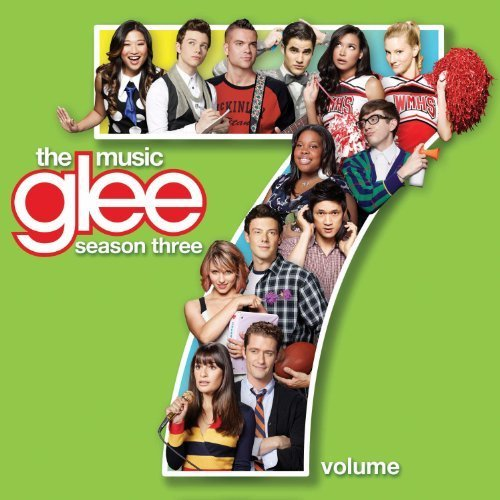 Glee: The Music Volume 7 Includes 5 BONUS Tracks from Season 3 by Glee Cast - Season Cast 5 Glee