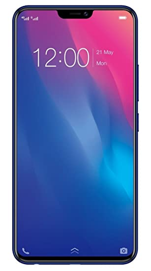 Vivo V9 1723 (Sapphire Blue) Without Offer: Amazon in: Electronics