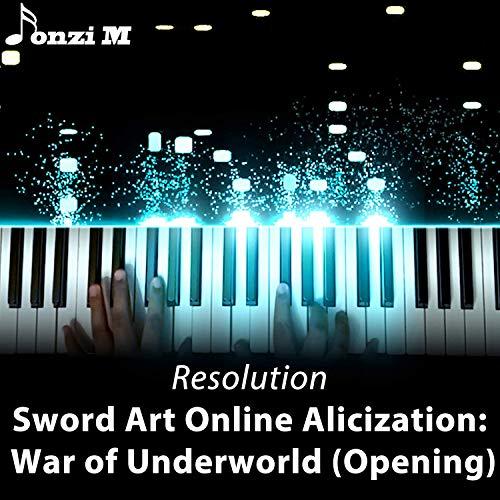 Resolution (Sword Art Online Alicization: War of Underworld) [Opening]