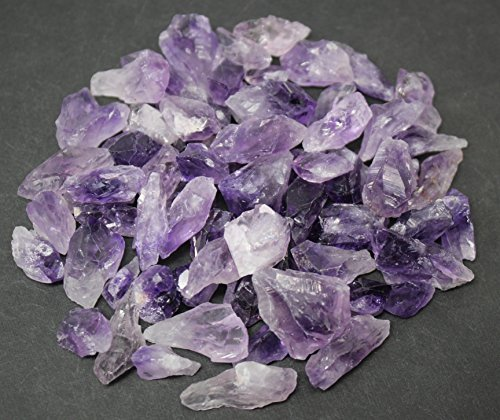 (Amethyst Crystal Points Bulk Lot (8 oz, 1/2 lb) by Rainbowrecords239)