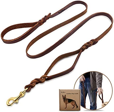 Wellbro Leather Braided Training Walking product image