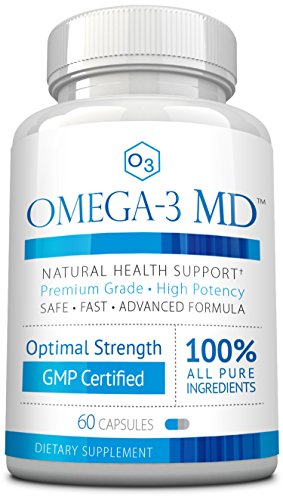 Omega-3MD - 1 Bottle Supply