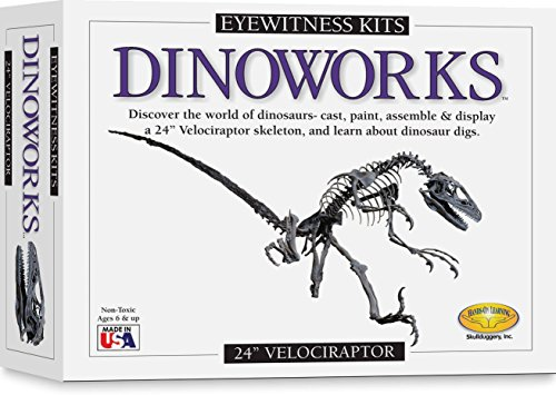 Skullduggery Eyewitness Kits Perfect Cast Dinoworks 24
