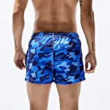 Shorts for Men F_Gotal Men's Casual Camouflage