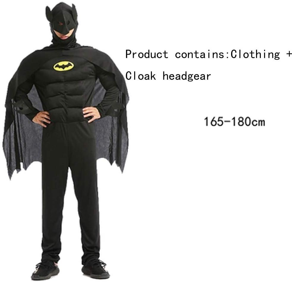 HYYSH Ropa para Adultos COS Extraordinario Disfraz de héroe ...