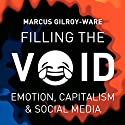 Filling the Void Audiobook by Marcus Gilroy-Ware Narrated by Nathaniel James