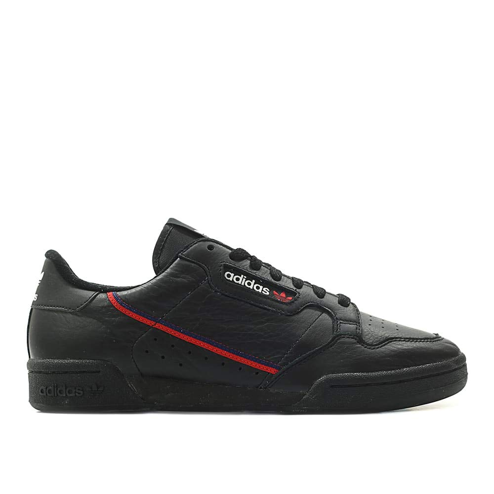 new products 7bc42 643ca Amazon.com  Adidas Continental 80 Mens Sneakers Black  Fashion Sneakers