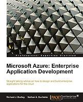 Microsoft Azure: Enterprise Application Development Front Cover