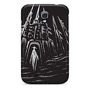 Protector Hard Cell-phone Case For Samsung Galaxy S4 With Support Your Personal Customized High-definition Moonsorrow Band Pattern ErleneRobinson