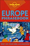 Lonely Planet Europe Phrasebook 3rd E...