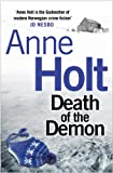 Death of the Demon by Anne Holt front cover
