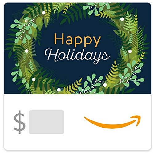 Large Product Image of Amazon eGift Card - Holiday Wreath