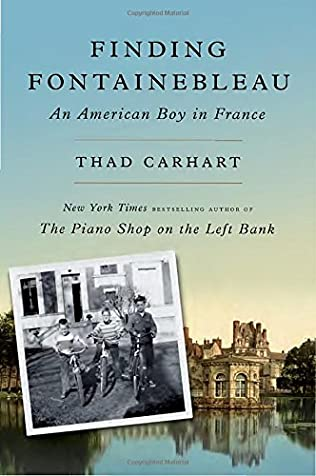 book cover of Finding Fontainebleau