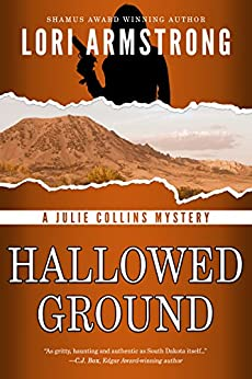 Hallowed Ground (Julie Collins Mystery Book 2) by [Armstrong, Lori]