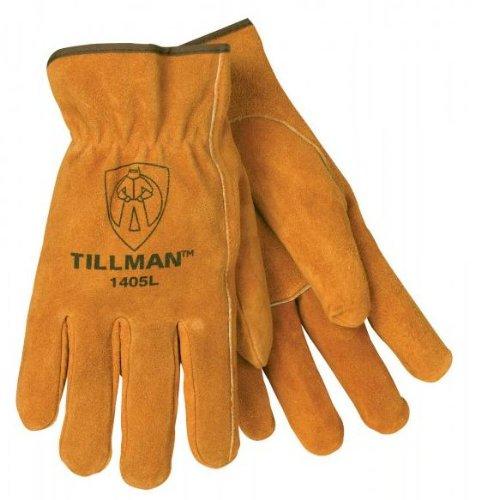 Tillman Shoulder Cowhide Drivers Gloves product image