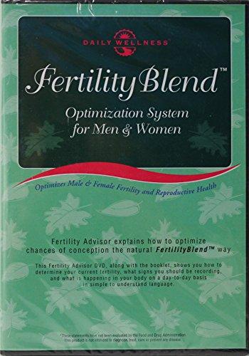 Daily Wellness Fertility Blend Optimization System for Men & Women Dvd (Optimization System)