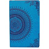 Doodle Ethnic Motif Diary Notebook - A5, 80 GSM, 200 Pages (Multicolor)