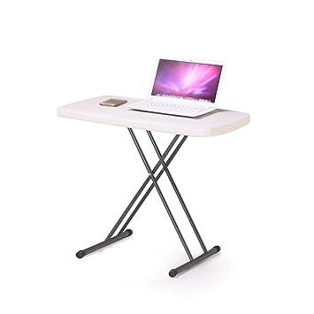 Mesa plegable Mesa de Levantamiento Ordenador portátil Soporte de ...