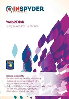 Inspyder Web2Disk [Download]