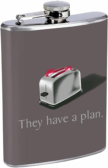 Top 5 Sci Fi Toaster