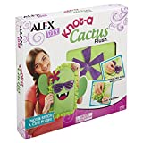 Alex DIY Knot-A Cactus Plush, Green