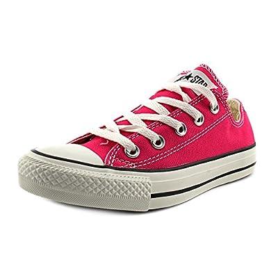 Converse 132298f Casual Flat Sneaker - Raspberry (4)