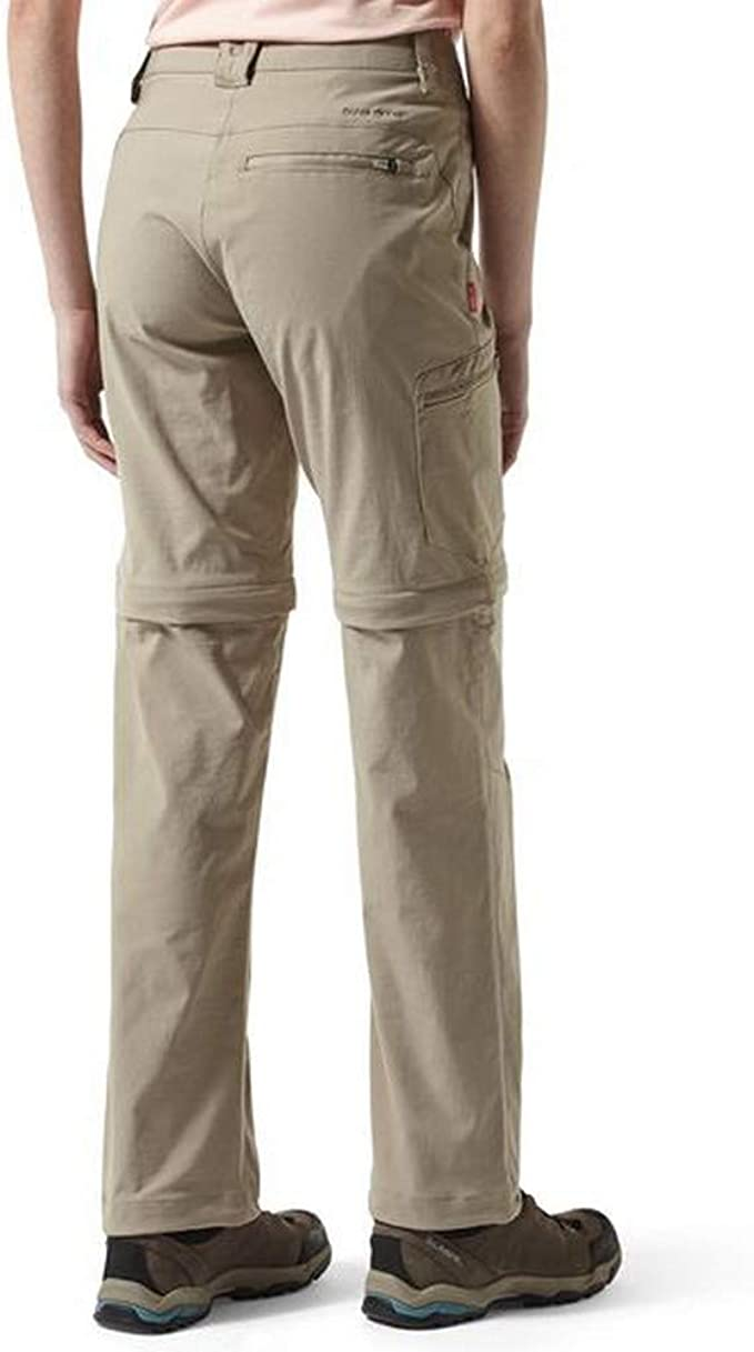 Zipphose Regular Craghoppers NosiLife Pro II Convertible Trousers Women