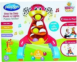 playgro 0185504 Andador de Juego y de con música y luces ...