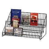24W x 13H x 15D 3 Tier Countertop Wire Display Shelf 1 Ct
