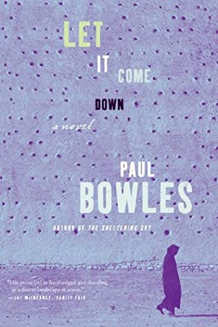 book cover of Let It Come Down