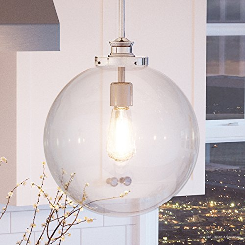 Luxury Vintage Pendant Light, Large Size: 15