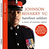Front cover for the book Barefoot Soldier by Johnson Beharry