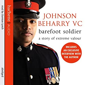 Barefoot Soldier Audiobook