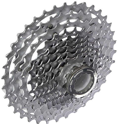 SHIMANO Deore XT 771 Cassette 10 Speed (Design: 11-36 Sprockets) ()