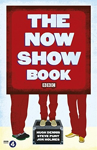 The Now Show Book by Steve Punt (2010-10-28)