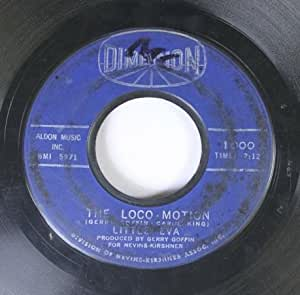 The Loco Motion/He Is The Boy