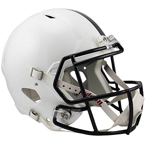 Penn State Nittany Lions Officially Licensed NCAA Speed Full Size Replica Football Helmet by Riddell